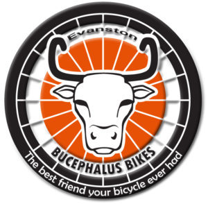 The best friend your bicycle ever had Mobile Logo