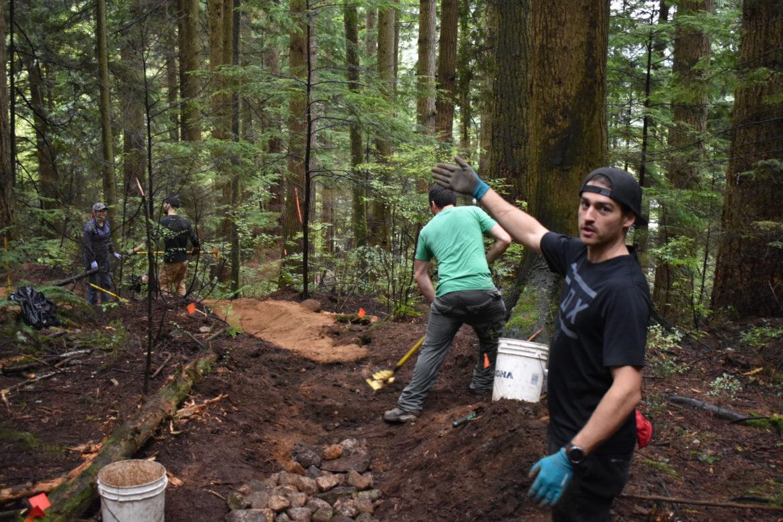 Sometimes we get to go dig